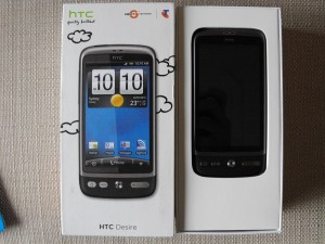 Telstra HTC Desire stock becoming scarce