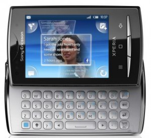 Telstra to add Sony Ericsson X10 Mini Pro to its Android range in August