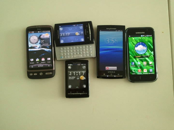 Lifehacker: What's your phone of choice? and why?