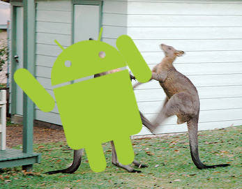 Google lacks interest for Android App development in Australia?