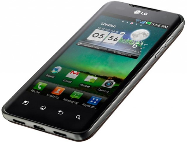 LG Optimus 2X hitting Australia in March-April