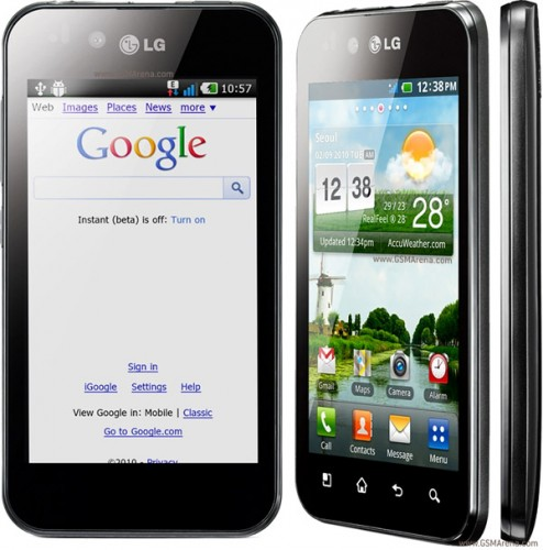LG Optimus Black heading to Optus and Vodafone this month, Telstra in July