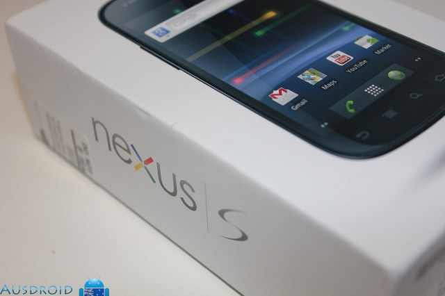 Nexus S from Vodafone now $0 on the $65 Infinite Plan