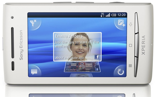 Sony Ericsson Xperia X8 launches on Vodafone for $169