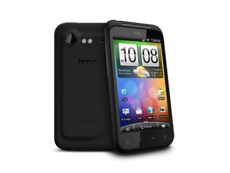 Android 2.3.5 update for HTC Incredible S from Optus rolling out now