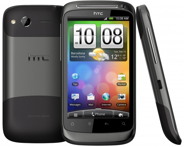 HTC Desire S on Telstra – pricing confirmed