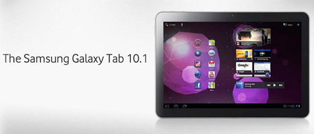 Who got a Samsung Galaxy Tab 10.1v? What do you think of it?