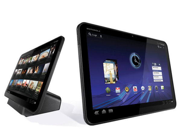 Vodafone 3G Motorola Xoom owners to get Ice Cream Sandwich July 30