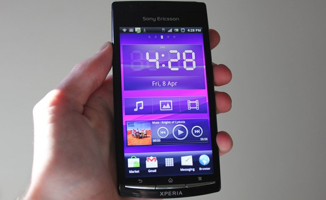 Sony Ericsson Xperia Arc — Review