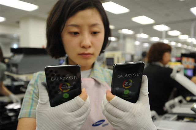 Samsung: We have 3,000,000 Galaxy S II pre-orders