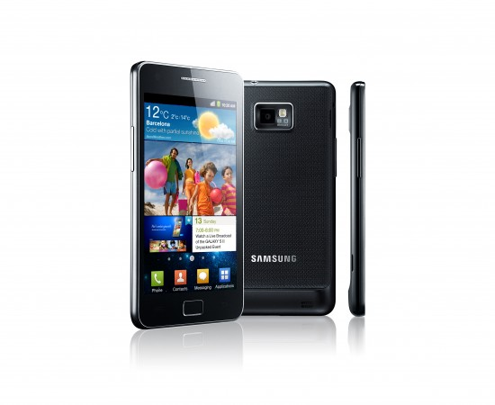 Samsung Galaxy S II lands on Virgin, $5 on the Easy Cap 49