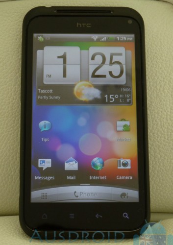 HTC Incredible S — Review