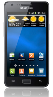 Samsung Galaxy S II will launch on Telstra's network July 26th, $840 outright, 'NextG Optimised'