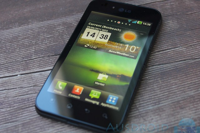 Own An Lg Optimus Black You Can Now Update To Android 2 3