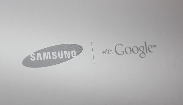 Samsung with Google