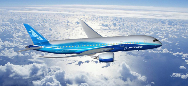 Boeing 787 Dreamliner to use Android based In-Flight Entertainment system