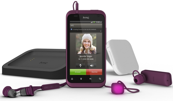 HTC promises Ice Cream Sandwich update for the HTC Rhyme