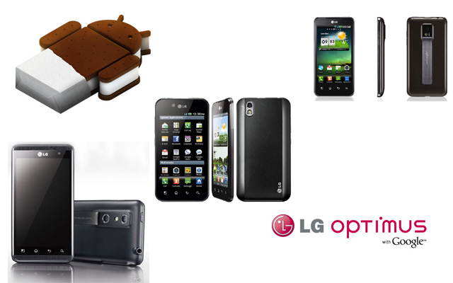 LG advises Ice Cream Sandwich upgrade for more Optimus phones