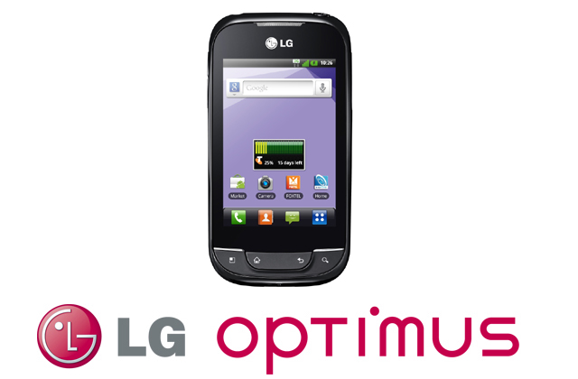 New LG phone Optimus Spirit launched as Telstra Pre-Paid phone