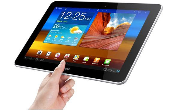 Vodafone the first carrier to offer the Samsung Galaxy Tab 10.1, available now!