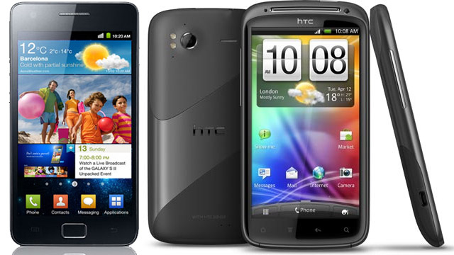 Samsung Galaxy S II, HTC Sensation free on Vodafone's $29 Plan