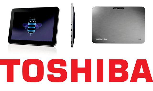 Toshiba unveils pricing for AT200 10″ Tablet