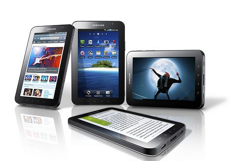 Vodafone releases Android 2.3.6 for Galaxy Tab 7″