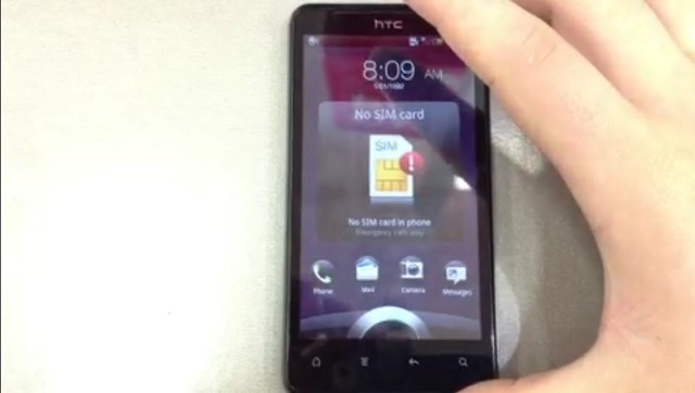 Video: 30 second look at the HTC Velocity 4G — snappy and stylish