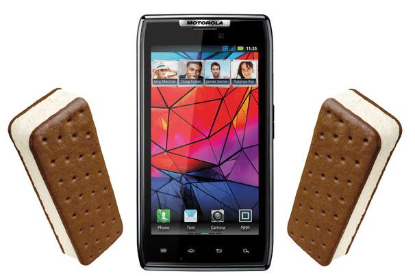 Motorola delays Ice Cream Sandwich update for Motorola Razr