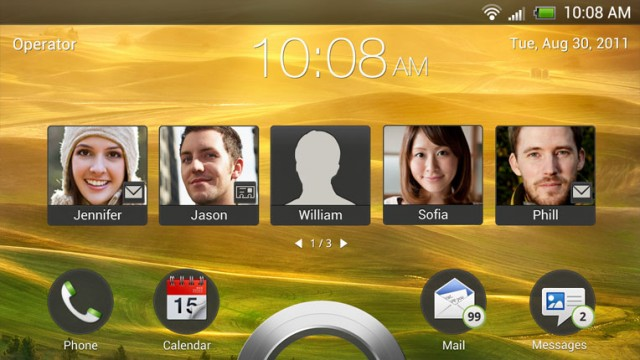 Leaked HTC Endeavor RUU provides us with Sense UI 4.0 screen shots
