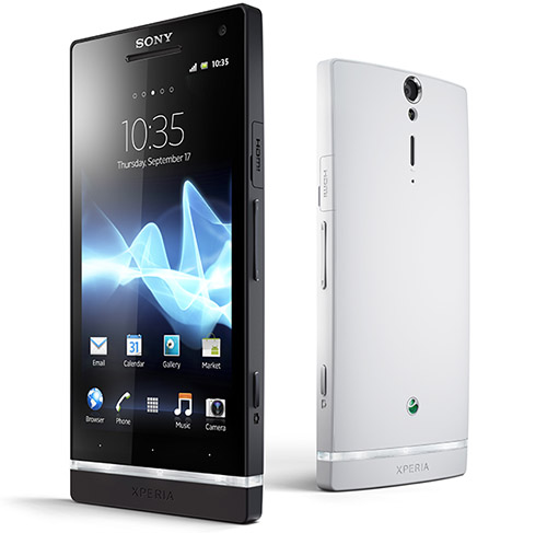 Sony Xperia S headed to Vodafone, Optus and retailers