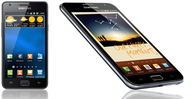 Rumour: Telstra to launch Galaxy S II 4G and Galaxy Note in the near future