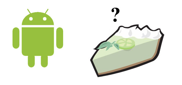 Android - Key Lime Pie