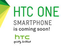 Telstra flaunt the HTC One series as upcoming devices