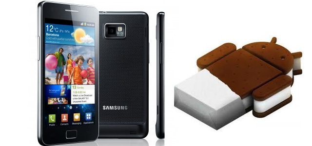 Ice Cream Sandwich update available from March 10 for Samsung Galaxy S II – Samsung says No. (Updated)
