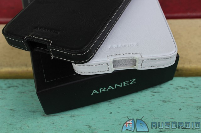 Giveaway: Samsung Galaxy S II leather cases from Aranez