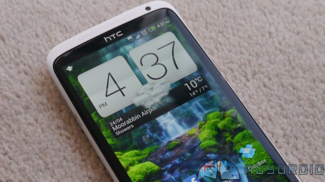 Vodafone: HTC One X will be updated from Android 4.0.3 to 4.0.4, awaiting roll-out by HTC