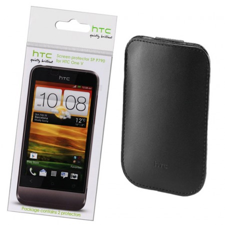 Official HTC One V accessories available ahead of Optus launch