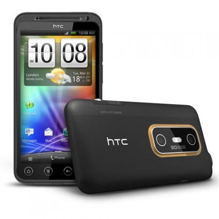 HTC to rollout Android 4.0.3 to Vodafone EVO 3D from 1PM today
