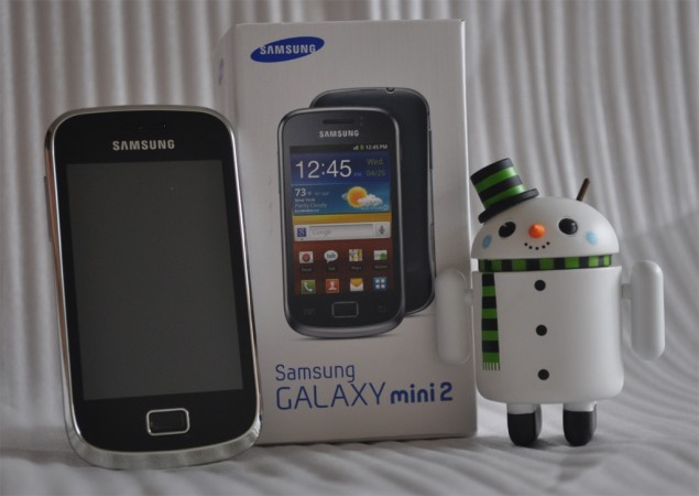 Galaxy Mini 2 Giveaway – Winner