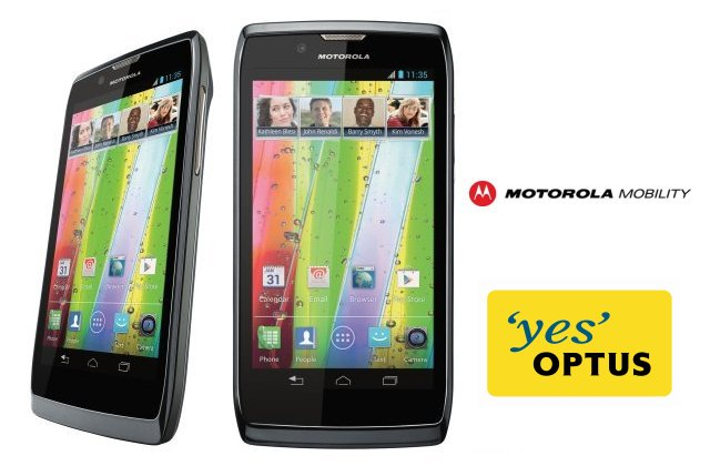 Optus and Motorola launch Razr V – Available from 3rd of August