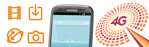 Samsung officially announce Galaxy S III 4G for Telstra, Optus