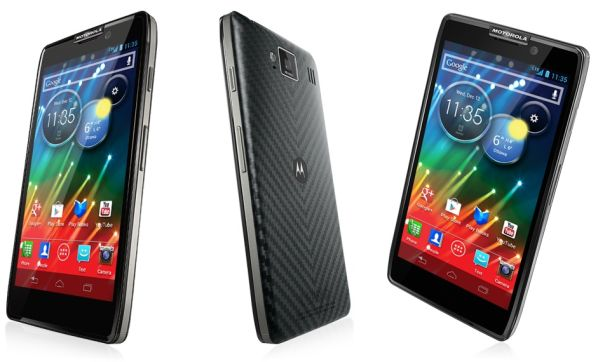 Motorola to launch RAZR HD and RAZR M in October
