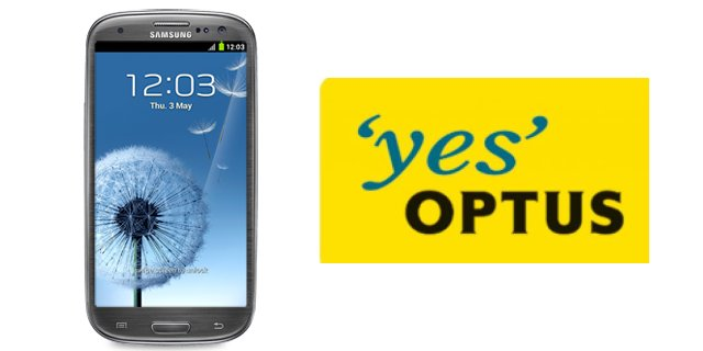 Optus Announces 4G Consumer plans and Samsung Galaxy S III 4G