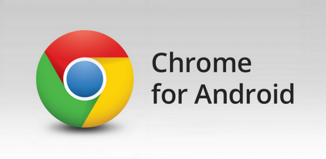 Chrome for Android updates with Material Design inspired look
