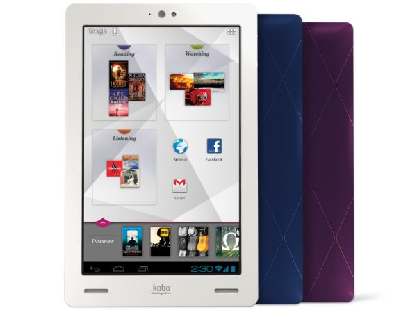 Kobo drops prices on Arc tablets — response to Kindle Fire HD?
