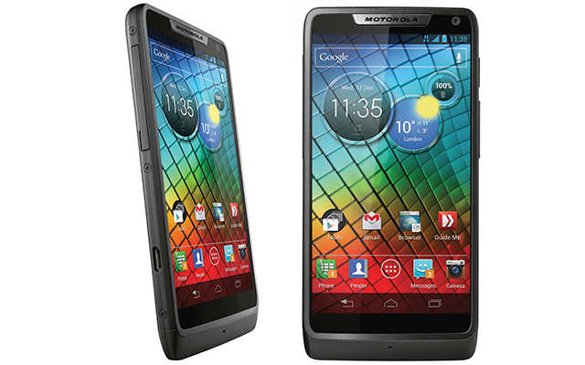 Motorola RAZR M on sale at Dick Smith's 2 day click frenzy deals for $269
