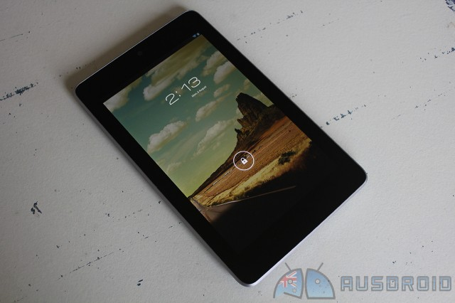 Nexus 7 (32GB Wi-Fi) on sale at Dick Smith today for $199