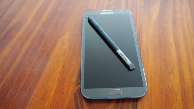 Samsung Galaxy Note II headed to Crazy Johns