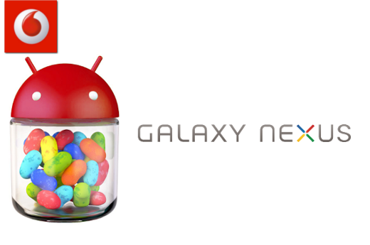 Samsung comments on availability for Jelly Bean update for the Galaxy Nexus via Vodafone Blog